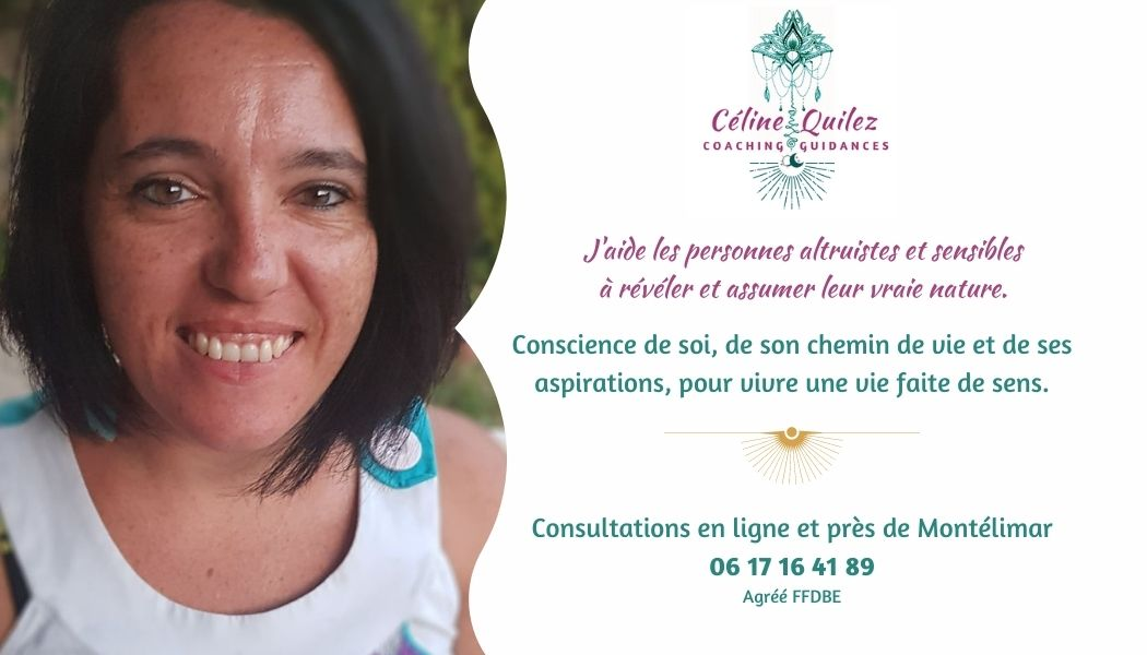 Coach Thérapeute Holistique Montélimar Le Teil en ligne
